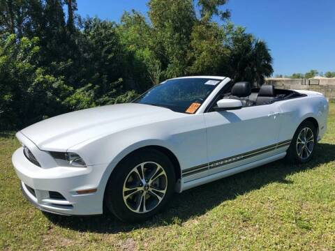 2014 Ford Mustang for sale at Mehan's Auto Center in Mechanicville NY