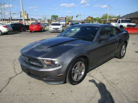 2011 Ford Mustang for sale at RJ Motors in Plano IL