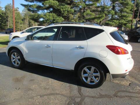 2009 Nissan Murano for sale at Home Street Auto Sales in Mishawaka IN