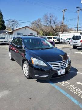 2015 Nissan Sentra for sale at Success Auto Sales & Service in Citrus Heights CA