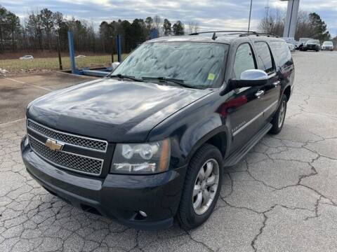 2010 Chevrolet Suburban for sale at BILLY HOWELL FORD LINCOLN in Cumming GA