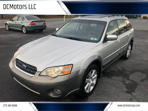 2006 Subaru Outback for sale at DCMotors LLC in Mount Joy PA