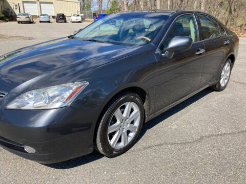 2007 Lexus ES 350 for sale at BRATTLEBORO AUTO SALES in Brattleboro VT