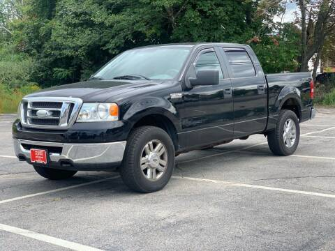 2008 Ford F-150 for sale at Hillcrest Motors in Derry NH