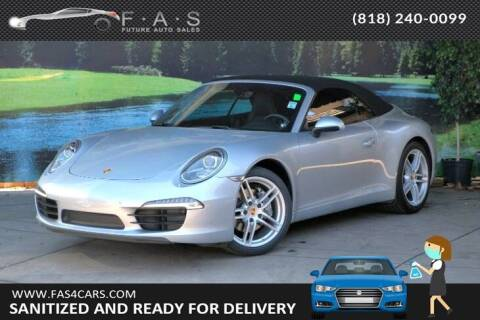 2014 Porsche 911 for sale at Best Car Buy in Glendale CA
