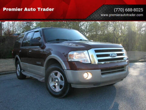 2008 Ford Expedition for sale at Premier Auto Trader in Alpharetta GA