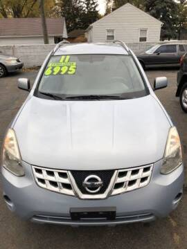 2011 Nissan Rogue for sale at Al's Linc Merc Inc. in Garden City MI