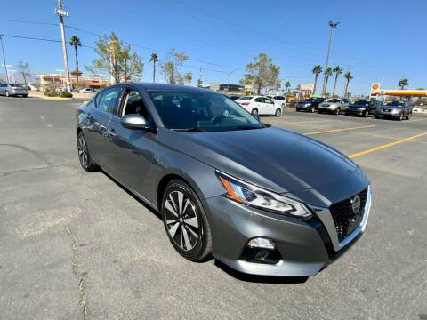 2019 Nissan Altima for sale at Charlie Cheap Car in Las Vegas NV