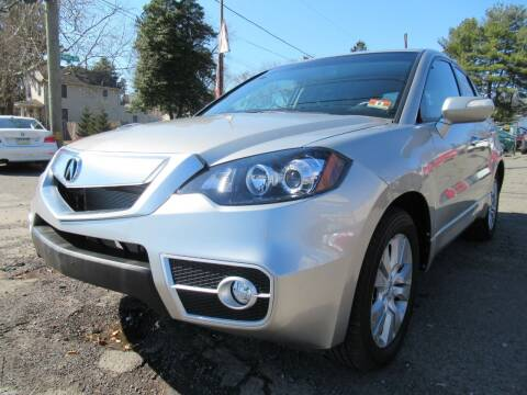 2011 Acura RDX for sale at PRESTIGE IMPORT AUTO SALES in Morrisville PA