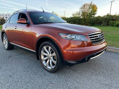 2006 Infiniti FX35 for sale at Pristine Auto Group in Bloomfield NJ