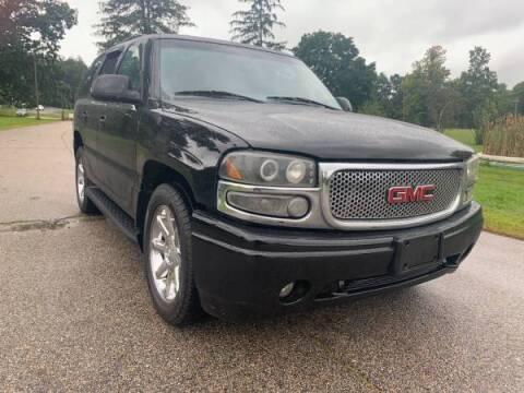 2002 GMC Yukon for sale at 100% Auto Wholesalers in Attleboro MA