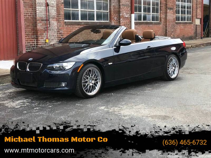 2007 BMW 3 Series for sale at Michael Thomas Motor Co in Saint Charles MO