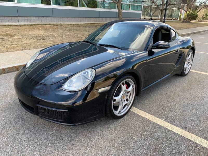 2007 Porsche Cayman for sale at Broadway Motoring Inc. in Arlington MA