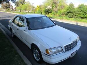 1995 Mercedes-Benz CL-Class for sale at Inspec Auto in San Jose CA