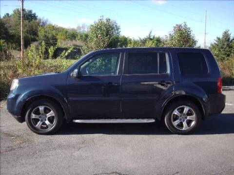 2012 Honda Pilot for sale at Broadway Motors LLC in Broadway VA