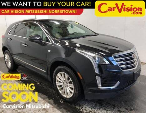 2018 Cadillac XT5 for sale at Car Vision Mitsubishi Norristown in Norristown PA