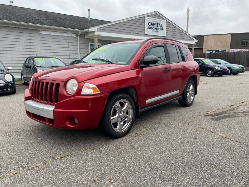 2007 Jeep Compass for sale at Capital Auto Sales in Providence RI