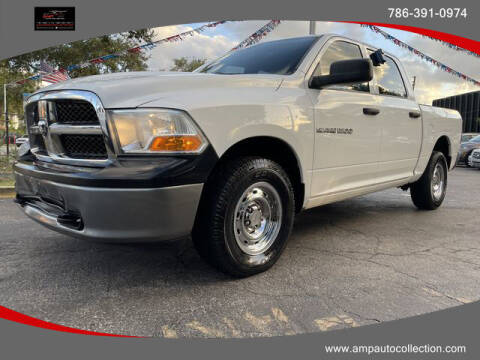 2011 RAM Ram Pickup 1500 for sale at Amp Auto Collection in Fort Lauderdale FL