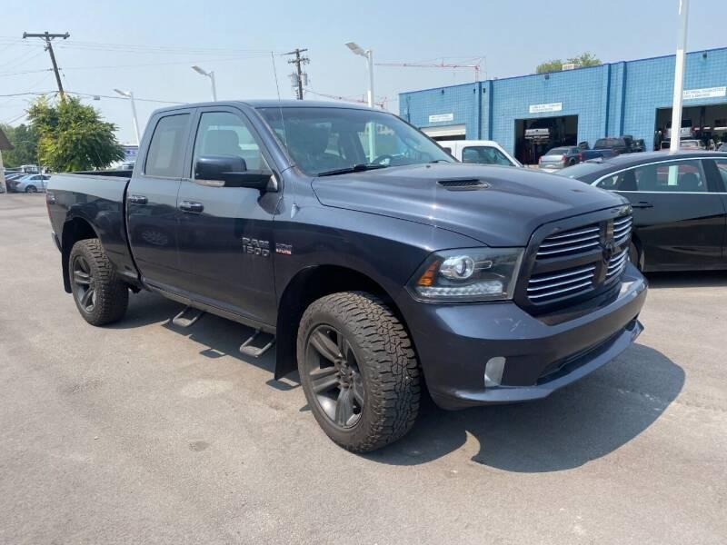 2013 RAM Ram Pickup 1500 for sale at Major Car Inc in Murray UT