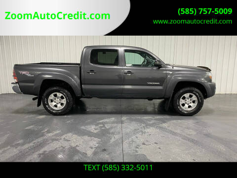 2011 Toyota Tacoma for sale at ZoomAutoCredit.com in Elba NY