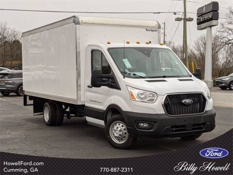 2020 Ford Transit Cutaway for sale at BILLY HOWELL FORD LINCOLN in Cumming GA