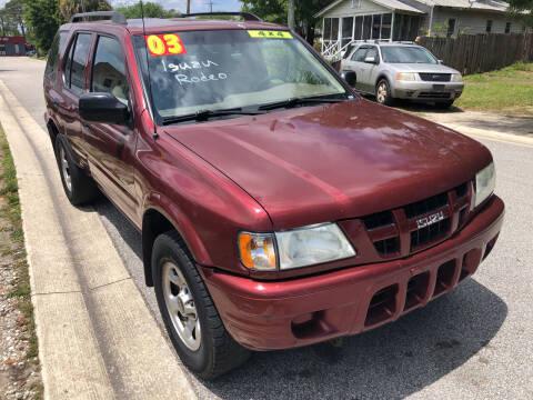 2003 Isuzu Rodeo for sale at Castagna Auto Sales LLC in Saint Augustine FL