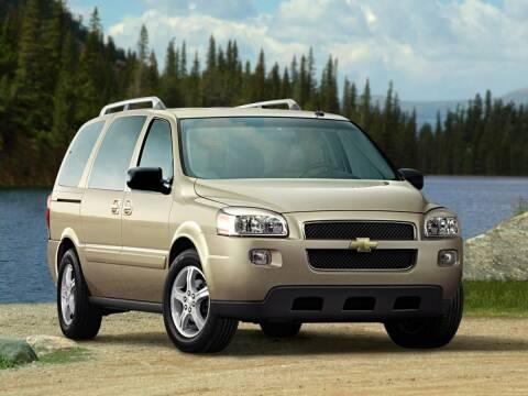 2008 Chevrolet Uplander for sale at Sundance Chevrolet in Grand Ledge MI