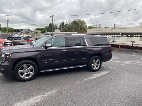 2015 Chevrolet Suburban for sale at Lewis Used Cars in Elizabethton TN