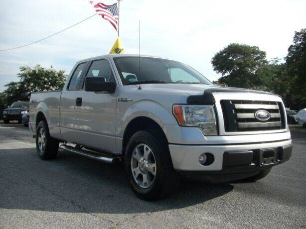 2010 Ford F-150 for sale at Manquen Automotive in Simpsonville SC