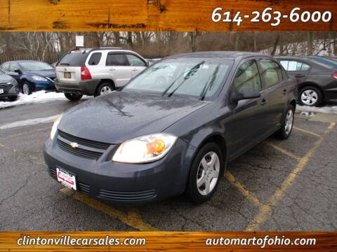 2008 Chevrolet Cobalt for sale at Clintonville Car Sales - AutoMart of Ohio in Columbus OH