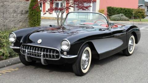 1957 Chevrolet Corvette for sale at Classic Car Deals in Cadillac MI