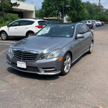 2012 Mercedes-Benz E-Class for sale at CRS 1 LLC in Lakewood NJ