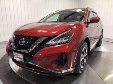 2020 Nissan Murano for sale at HILAND TOYOTA in Moline IL