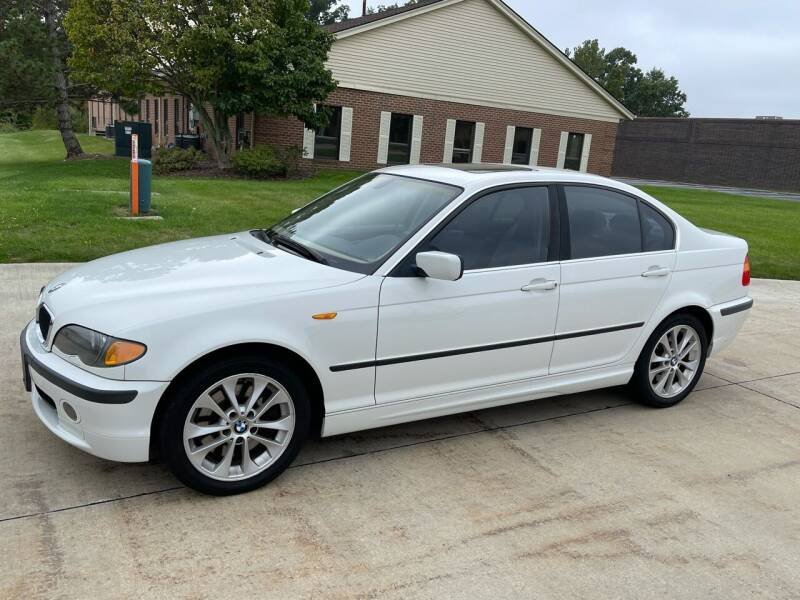2005 BMW 3 Series for sale at Renaissance Auto Network in Warrensville Heights OH
