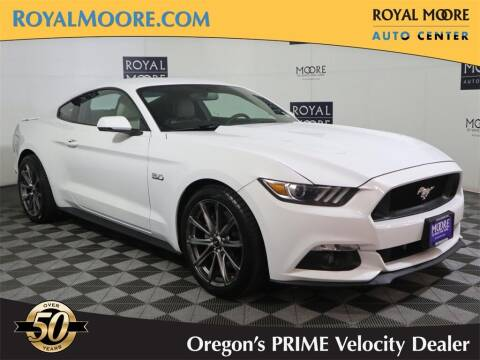2016 Ford Mustang for sale at Royal Moore Custom Finance in Hillsboro OR