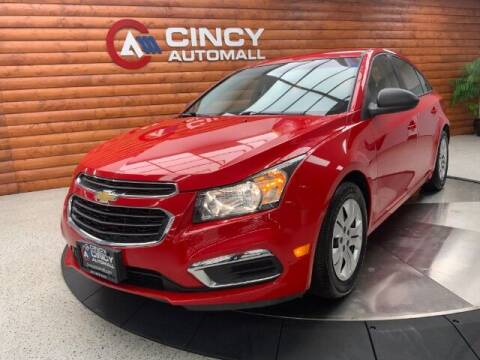 2015 Chevrolet Cruze for sale at Dixie Motors in Fairfield OH