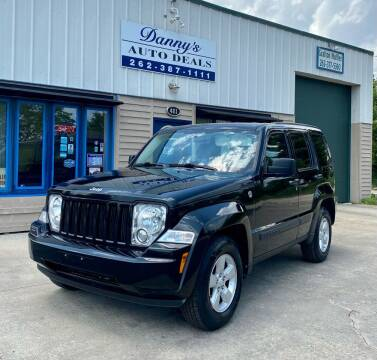 2010 Jeep Liberty for sale at Danny's Auto Deals in Grafton WI