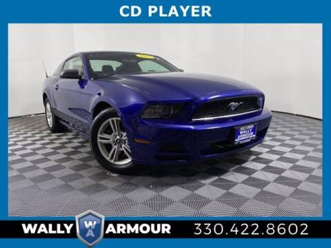 2013 Ford Mustang for sale at Wally Armour Chrysler Dodge Jeep Ram in Alliance OH