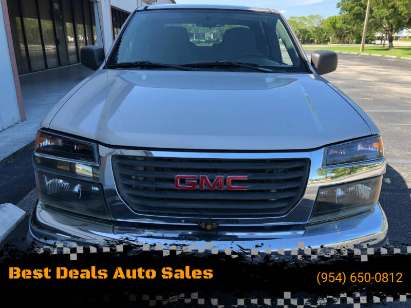 used 2005 gmc canyon for sale in florida carsforsale com carsforsale com