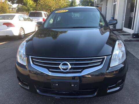 2011 Nissan Altima for sale at Advantage Motors in Newport News VA