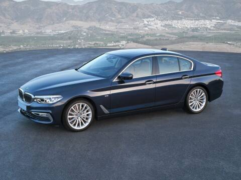 2019 BMW 5 Series for sale at BMW OF NEWPORT in Middletown RI
