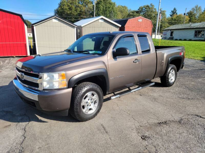 2008 Chevrolet Silverado 1500 for sale at Motorsports Motors LLC in Youngstown OH