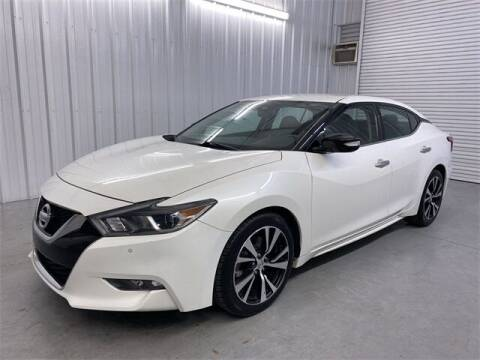 2018 Nissan Maxima for sale at JOE BULLARD USED CARS in Mobile AL
