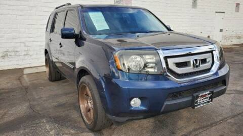 2011 Honda Pilot for sale at ADVANTAGE AUTO SALES INC in Bell CA