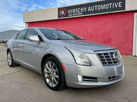 2014 Cadillac XTS for sale at Hirschy Automotive in Fort Wayne IN