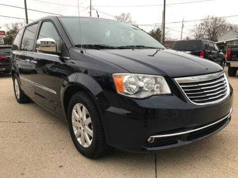 2012 Chrysler Town and Country for sale at Auto Gallery LLC in Burlington WI