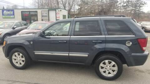 2008 Jeep Grand Cherokee for sale at Howe's Auto Sales in Lowell MA
