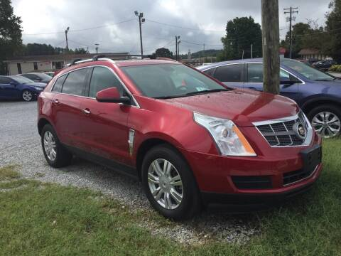 2010 Cadillac SRX for sale at Wholesale Auto Inc in Athens TN