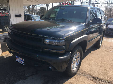 2004 Chevrolet Tahoe for sale at New Wheels in Glendale Heights IL