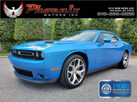 2015 Dodge Challenger for sale at Phoenix Motors Inc in Raleigh NC